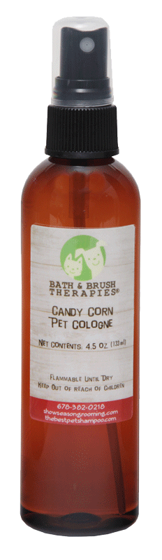 Candy Corn Holiday Pet Cologne | NEW ITEM