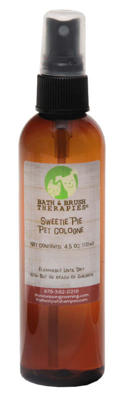 Sweetie Pie Pet Cologne Holiday Scent | NEW 2017