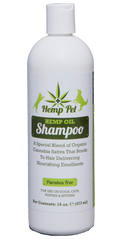Hemp Oil Dog Shampoo for English Bulldogs