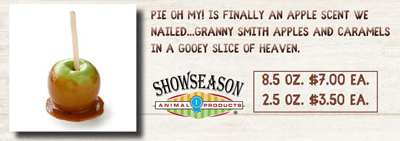 Pie Oh My! Pet Cologne Flyer