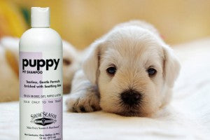 Showseason Dog Puppy Shampoo