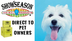 Showseason® Products RETAIL | WWW.THEBESTPETSHAMPOO.COM