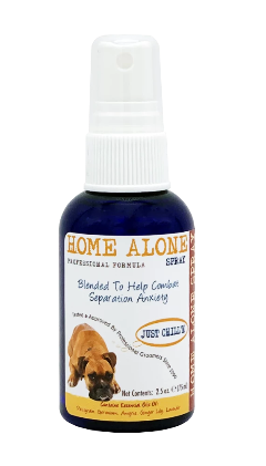 2.5 oz. Home Alone® | NATURAL Calming Spray for Dogs