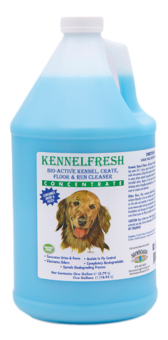 Gallon KennelFresh® | Liquid Concentrate