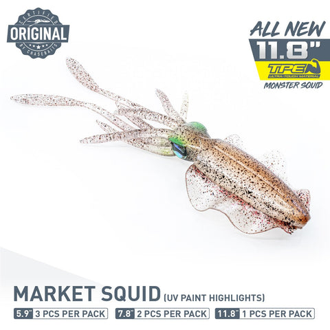 Chasebaits Ultimate Squid