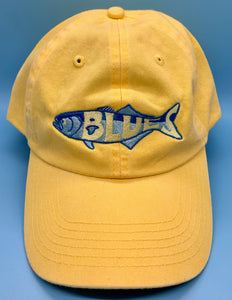 Blues Hat - Yellow