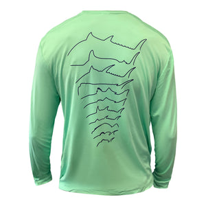 Fishback Long-Sleeve Performance Shirt