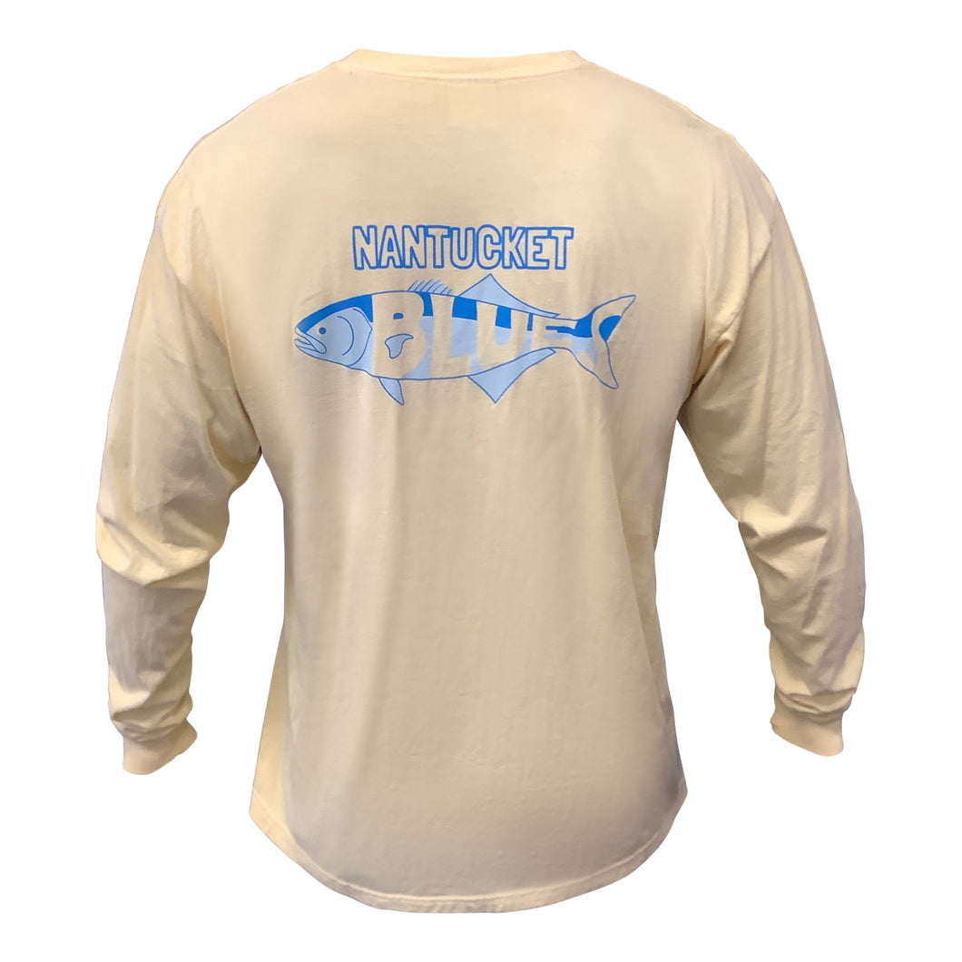 Nantucket Blues Long-Sleeve Tee
