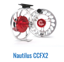 Load image into Gallery viewer, Nautilus CCF-X2 Fly Reel