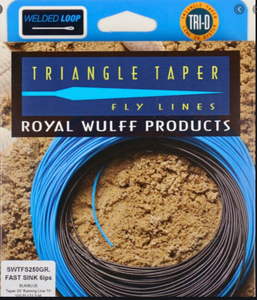 Royal Wulff Saltwater Triangle Taper Fly Lines