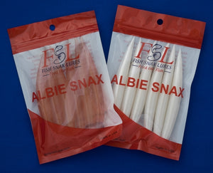 Albie Snax by Fish Snax Lures