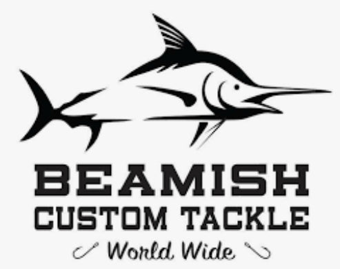 Beamish Custom Tackle Offshore Skirted Lures
