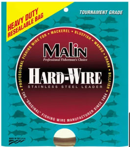 Malin Hardwire Stainless Steel Leader Coil