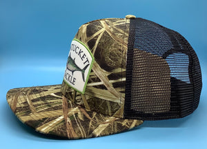 Bonito Patch Hat - Print