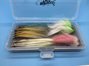 Custom Target Species Fly Box (False Albacore/ Bonito)