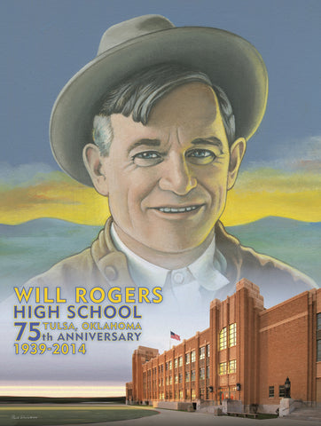 Will Rogers High School 75th Anniversary