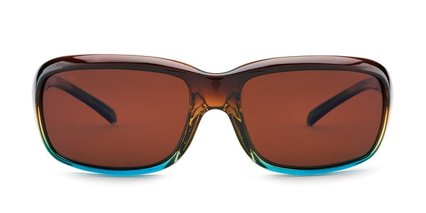 Kaenon Monterey Tobacco Denim with Polarized Copper Lens