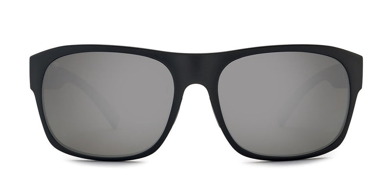 Kaenon Clemente Matte Black with Polarized Black Mirror Lens