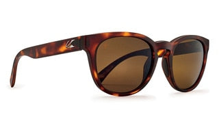 Kaenon Strand Matte Tortoise with Polarized Brown Lens