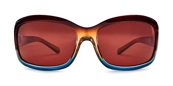 Kaenon Lunada Tobacco Denim with Polarized Copper Lens