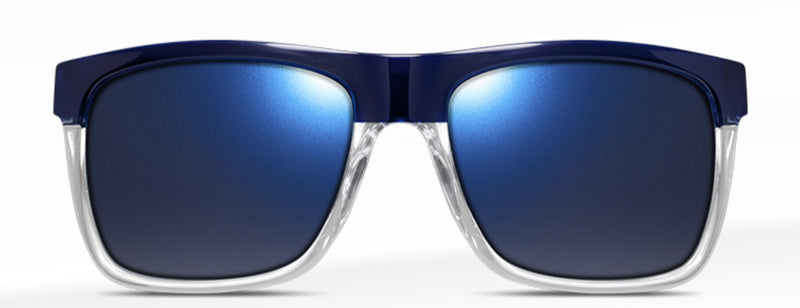 Dillon Ryder Midnight Blue with Polarized Blue NIR Lens