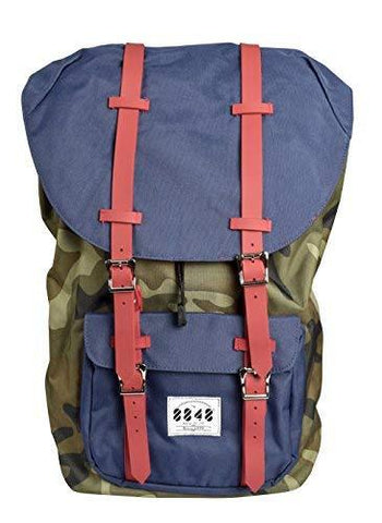 Backpacking, Travel Hiking & Camping Rucksack Pack