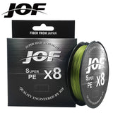 JOF 8 Weaves Fishing Line