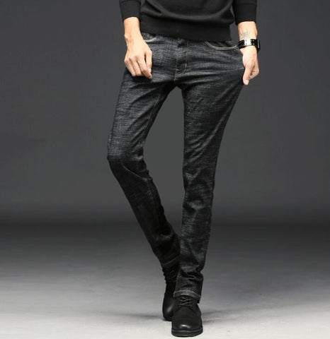 Stretch Long Jeans