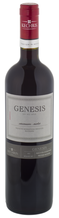 Kechris Genesis Red