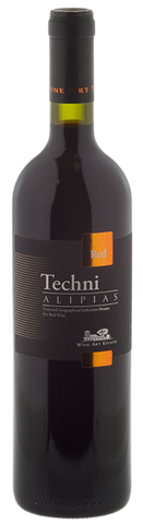 Techni Alipias red 2013
