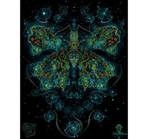 Galactic Butterfly Transmission, September 2014 Energy Transmission Call