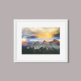 Three Sisters Framed Print Raffle + Fundraiser for Rocky Mountain Adaptive <br>