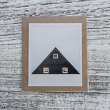 AS IS<br> Metallic Polaroid Magnet <br> Icelandic Cabin