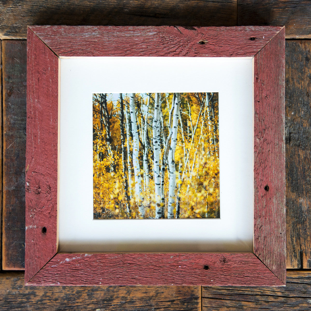 Sale Salvaged Wood Framechoice Of W Or Wout A 8 Print North
