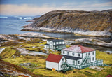Atlantic Canada <br> Battle Harbour Labrador<br>Limited Edition Archival<br> Fine Art Chromogenic Print