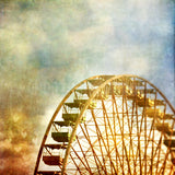 "Sample 8x8"" Print <br>Ferris Wheel Berlin<br> Various Finishes"