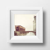 Discontinued Print <br>Iron Ore Dock<br> Archival Fine Art Chromogenic Print