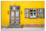 Vibrant Street <br> Kuldīga Latvia <br>Limited Edition Archival<br> Fine Art Chromogenic Print