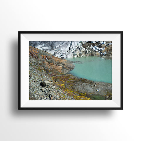 "16x24"" Test Print <br> West Kootenays B.C <br>Fine Art Metallic Print"