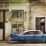 Discontinued Print <br>Vintage Plymouth Havana Cuba<br> Various Finishes + Sizes