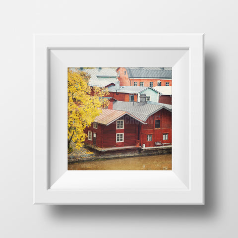 Discontinued Print <br>Autumn in Finland<br> Matte Finish + Various Sizes