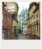 CLEARANCE<br> Metallic Polaroid Magnet <br>Travel Often