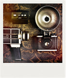 Discontinued Polaroid Magnet <br>Vintage Collection<br> Metallic Finish