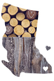 British Columbia Love Magnet<br> Choose from 4 Styles!