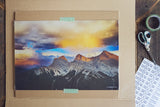 Banff National Park<br> Canada <br>Limited Edition Archival<br> Fine Art Chromogenic Print