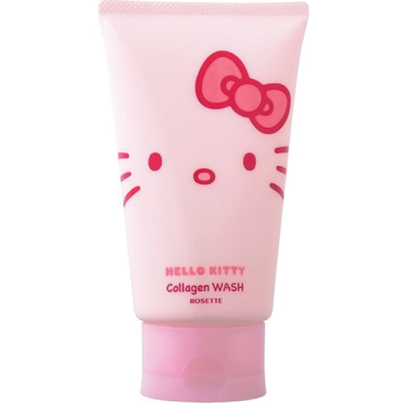 Rosette Hello Kitty 骨膠原洗面乳 120g