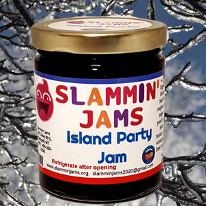 Slammin' Jams Island Party Jam 6 oz
