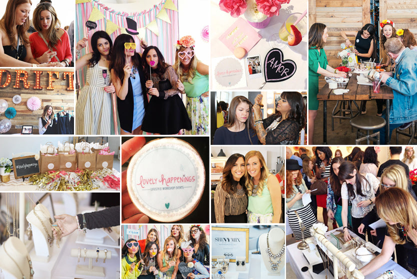 Lovely Happenings Event