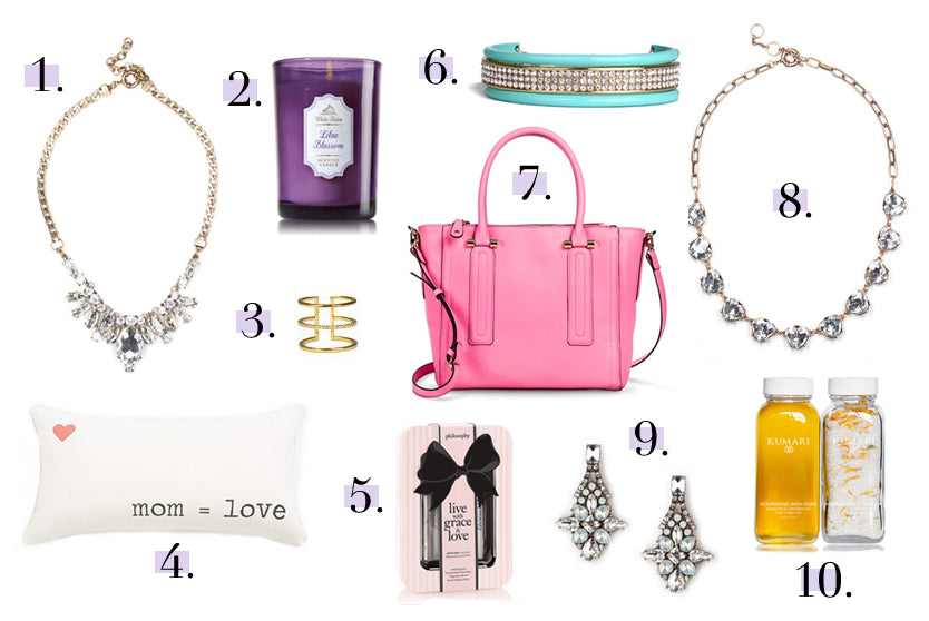 Shinymix Mother's Day Gift Guide