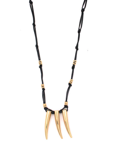 Sahara Triple Necklace
